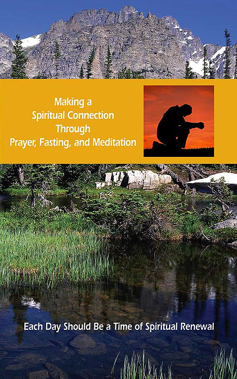 Making a Spiritual Connection
