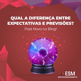 Qual a Diferença entre Expectativas e Previsões?