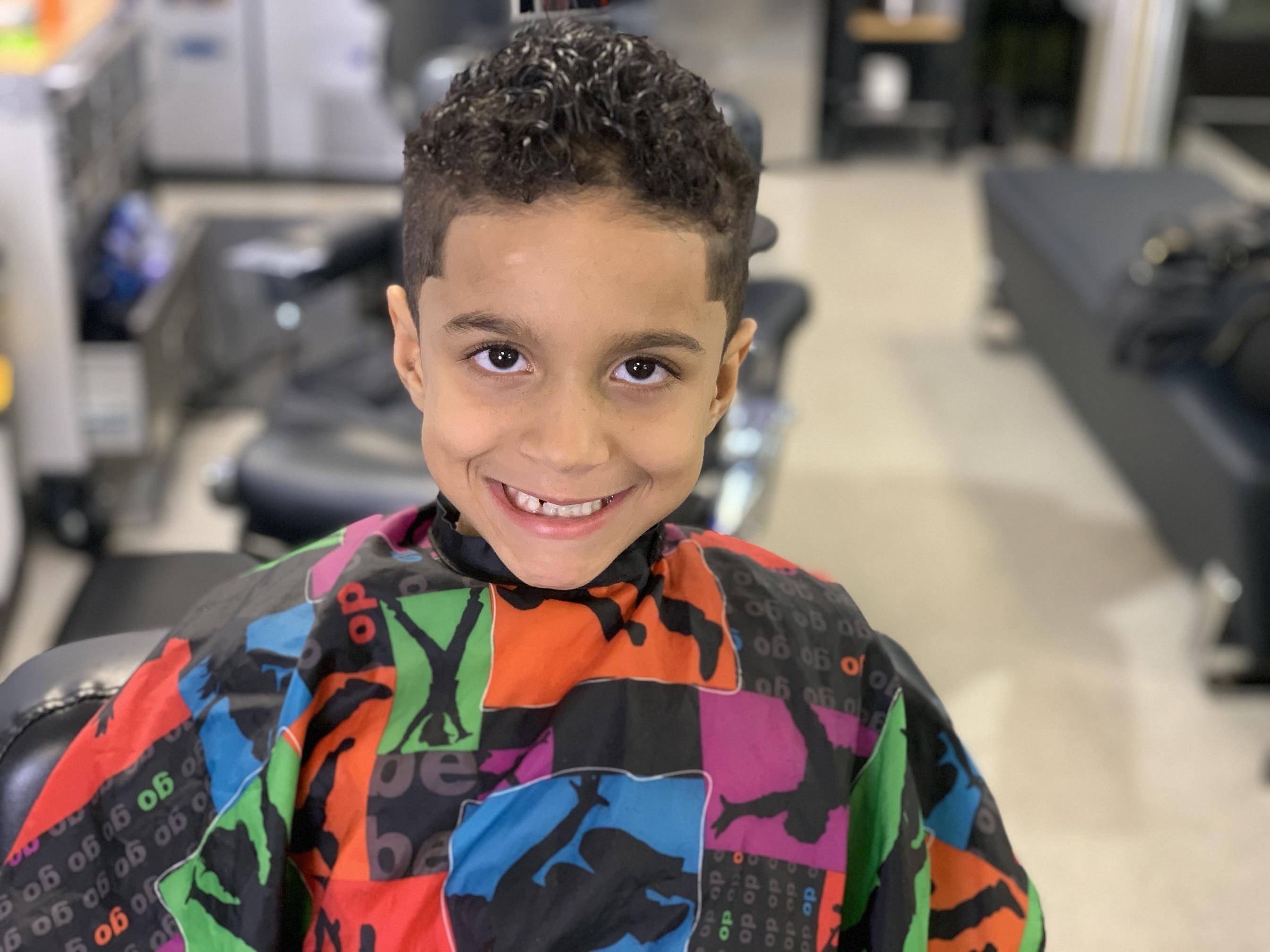 Kid's Regular Haircut (2 yrs.-13 yrs.)