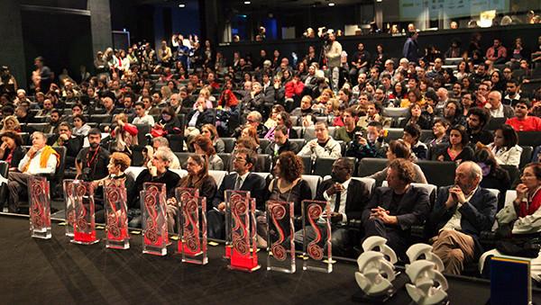 1. VI Premio  Itamaraty de Cinema Brasil