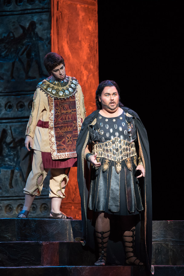 From Lawrence Budman's review of Salome at Florida Grand Opera:
