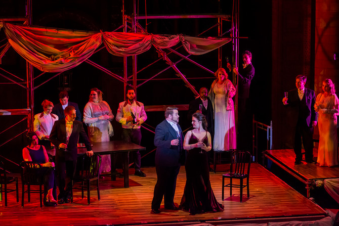 Cleveland Opera Theater: La Traviata