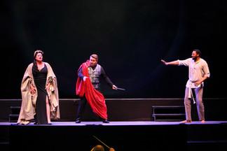 Dayton Opera: Salome Photo by Scott J. Kimmins