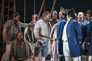 Billy Budd: Central City Opera Photo by Amanda Tipton
