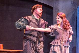 Duca di Mantua Rigoletto St. Pete Opera 2020 Photo by James Swallow