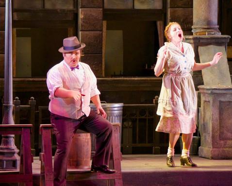 Street Scene: Virginia Opera