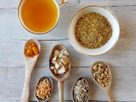 Anti-inflammatory tea
