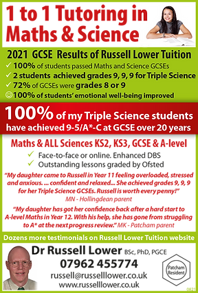 Russell Lower Science and Maths Tuition 2021 GCSE Results (1).png