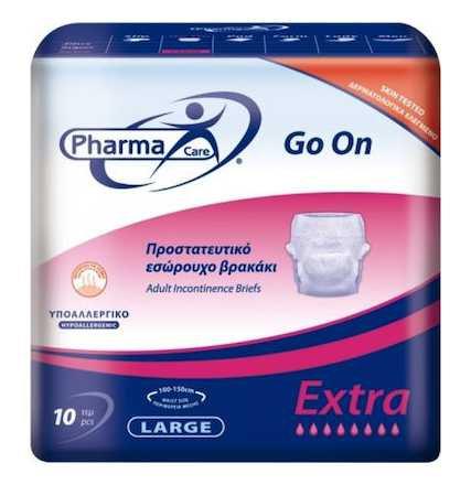 Σλιπ Pharma Go On Large 10τμχ