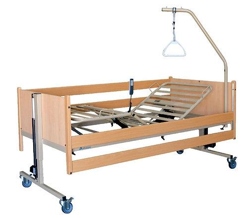 Νοσοκομειακό Ηλεκτρικό Κρεβάτι Πολύσπαστο
