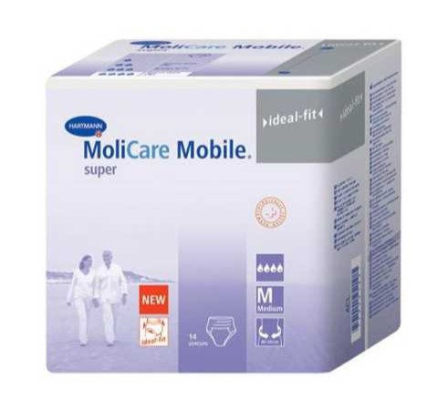 Σλιπ νυκτός MoliCare Mobile Medium 14τμχ