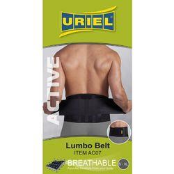 Ζώνη Οσφύος Lumbo Belt Uriel με Μπανέλες