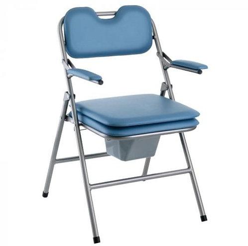 Καρέκλα τουαλέτας με δοχείο Invacare Omega Pliante