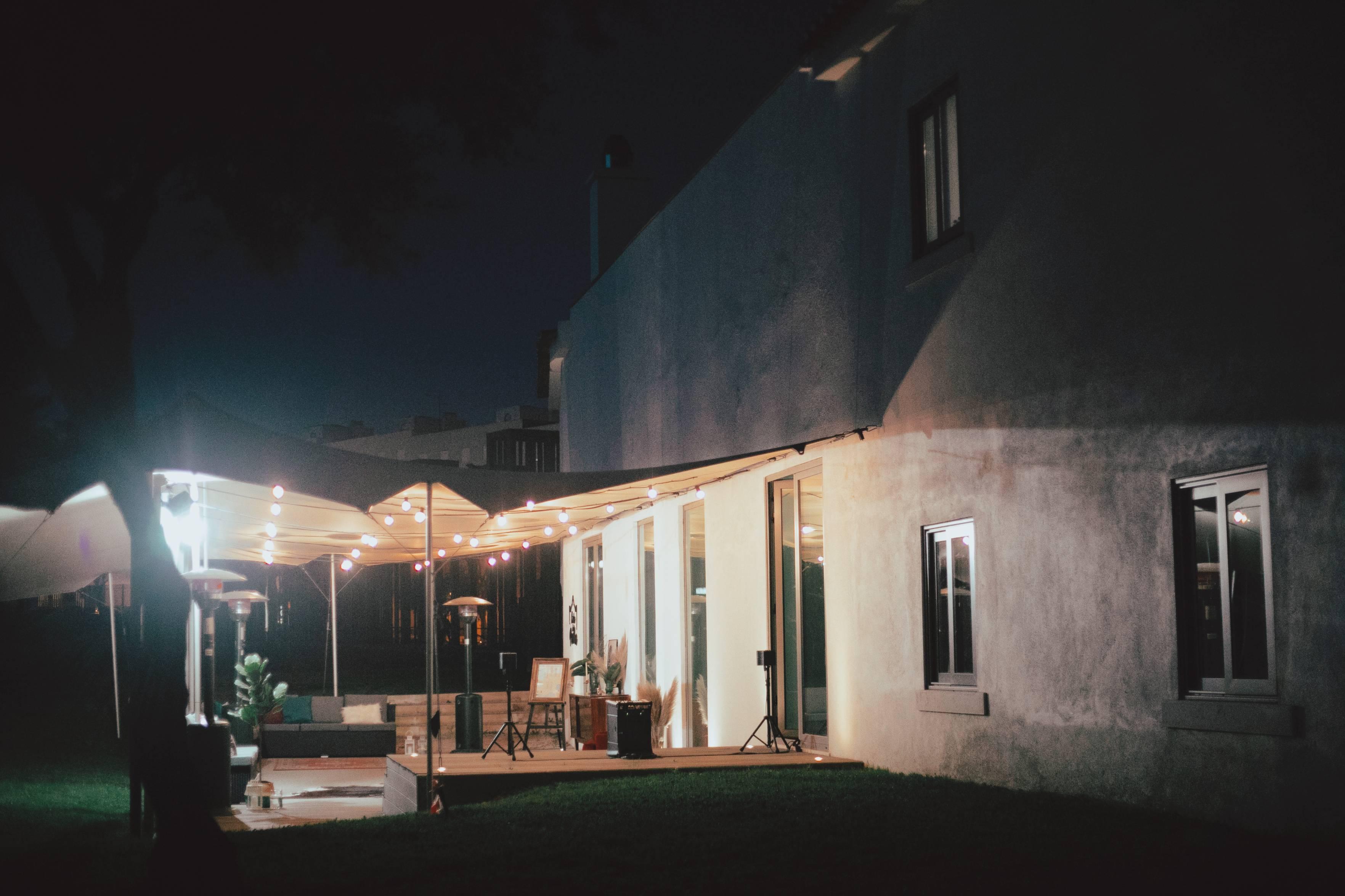 casa de pedra espaço para eventos