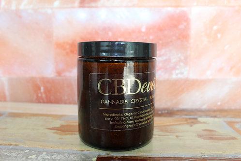 CBD infused Sugar scrub