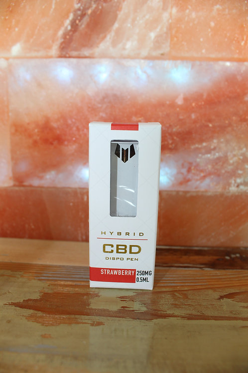 Disposable pen strawberry THC free