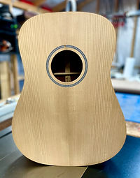 Sinker Mahogany Dreadnought Guitar 008