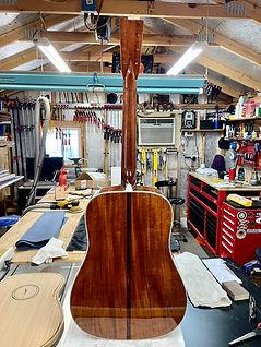 Sinker Mahogany Dreadnought Guitar 010