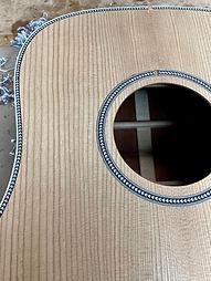 Sinker Mahogany Dreadnought Guitar 006