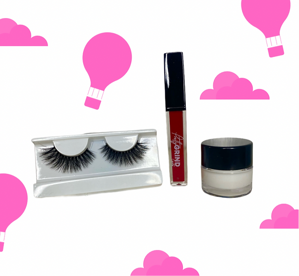 Kiss & Make Up Bundle