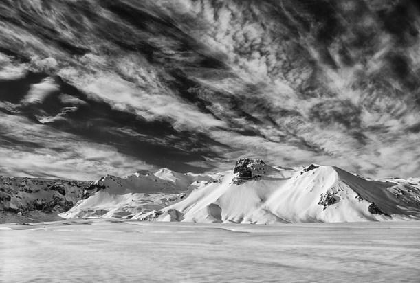 """Icelandic Skies"" by Chelle McGaughey"