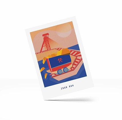 Zdar Boh – Pohľadnice A6