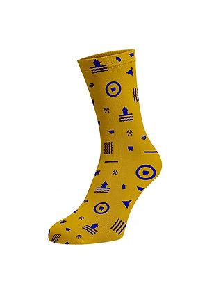 Ponožky –  Nanôžky banícke, žlté
