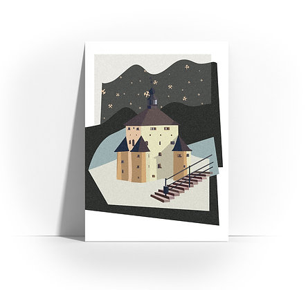 Nový Zámok – Grafika B3