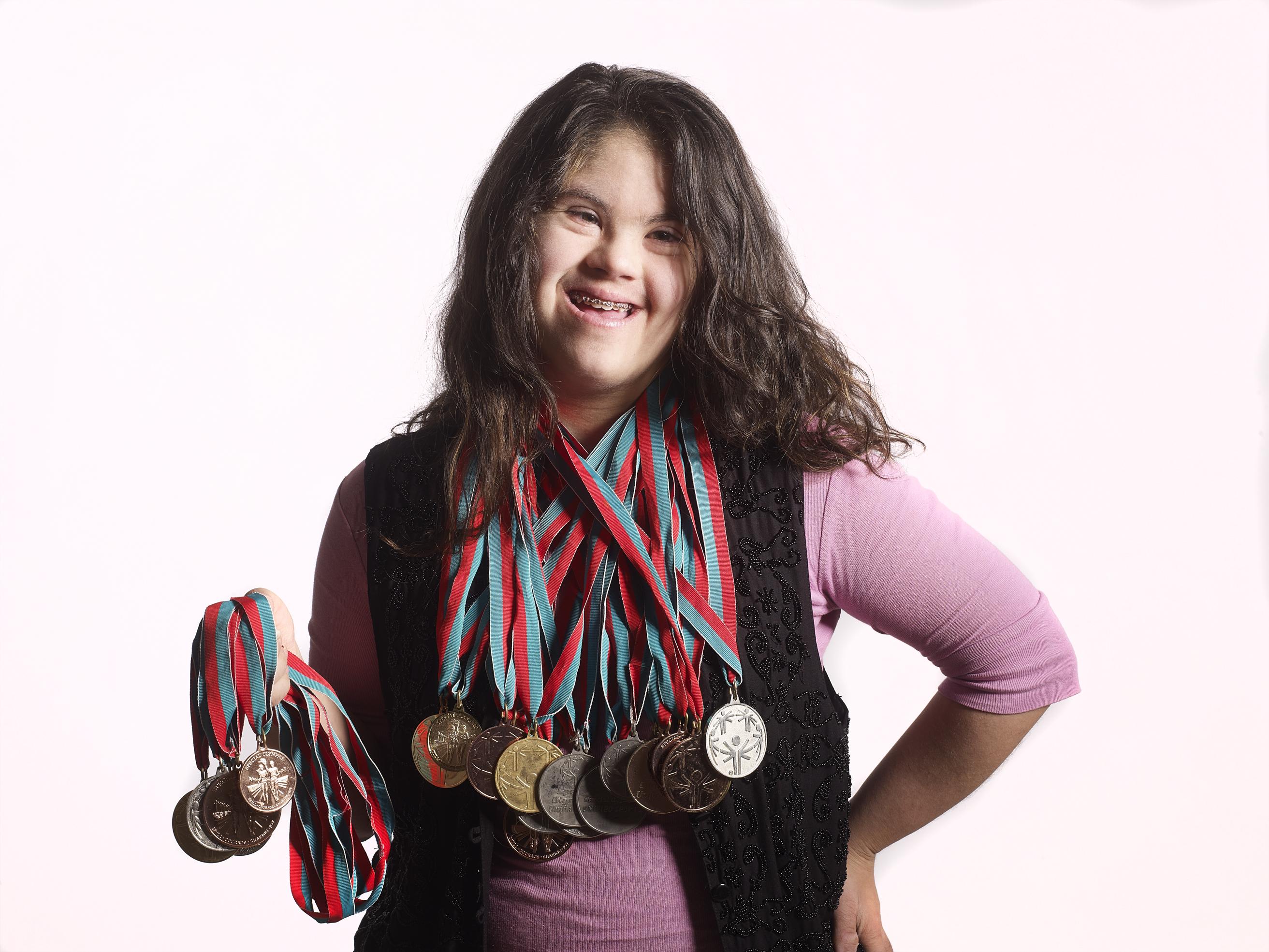 Jo Jo - Special Olympian