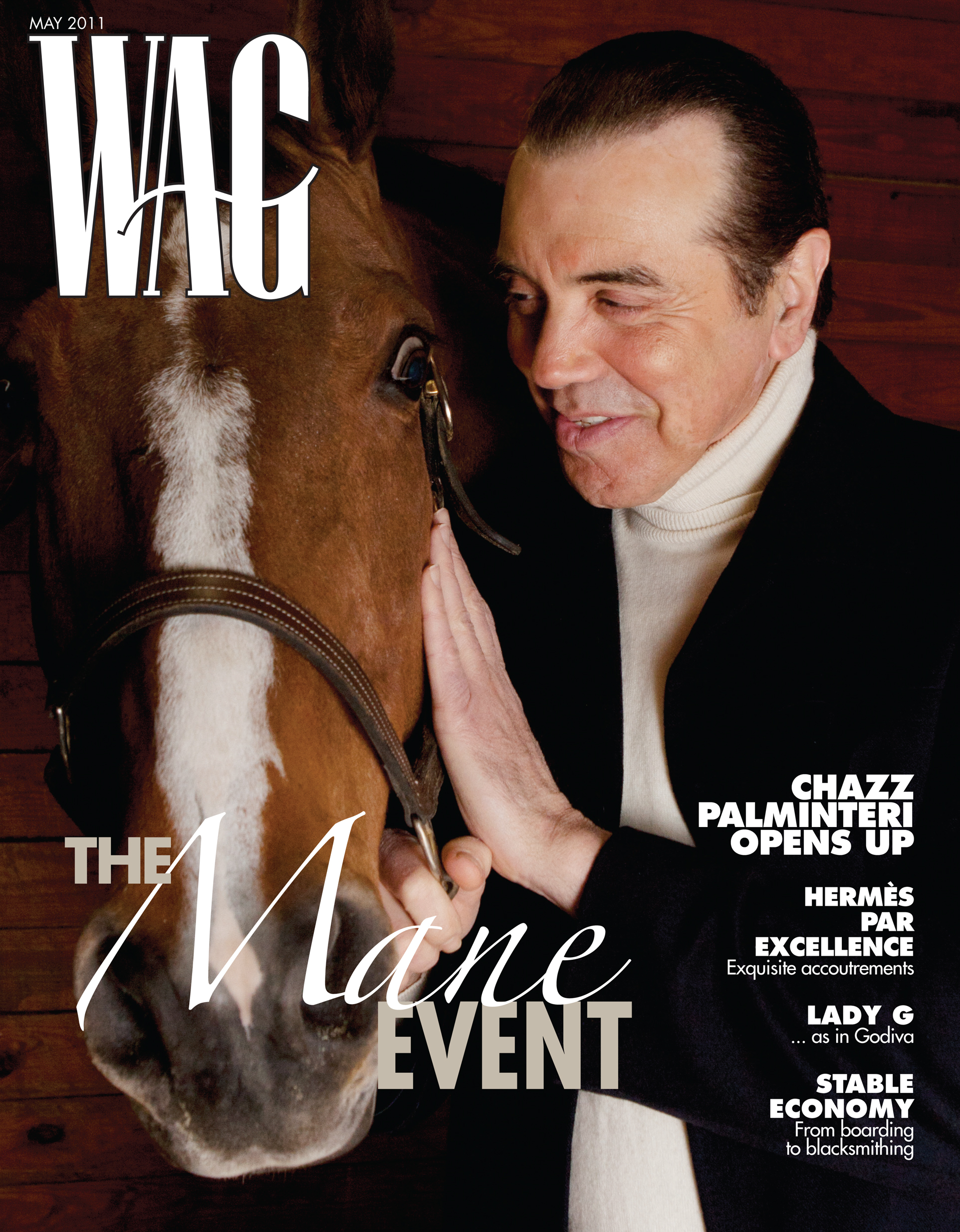 WAG Cover