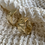 Thumbnail: Gold Wavy Hoops