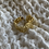 Thumbnail: Gold Wavy Ring