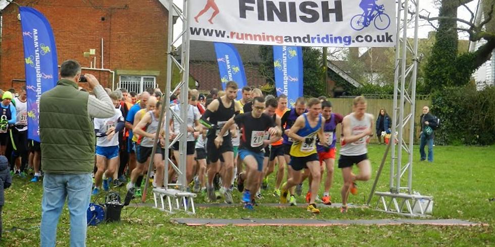 Headcorn Half Marathon