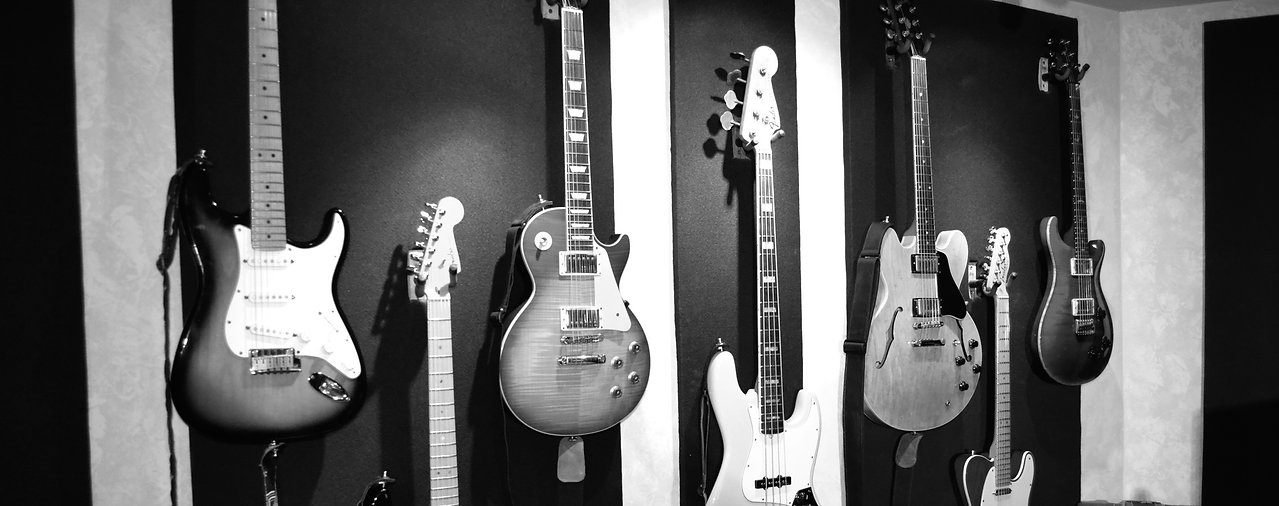 Guitars B&W.jpg