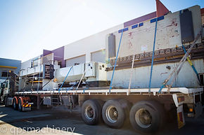 Used Guillotine Pan Brake Press Iron worker Steel Machines