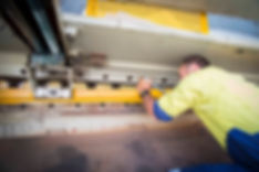 sheetmetal machinery service, brisbane, gold coast, guillotine, pan brake, press brake,