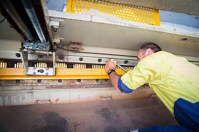 sheetmetal machinery service, brisbane, gold coast, guillotine, pan brake, press brake,