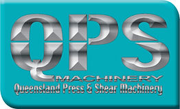 QPS MACHINERY QLD PRESS AND SHEAR MACHINERY SHEETMETAL MACHINERY USED NEW SERVICE ENGINEERS