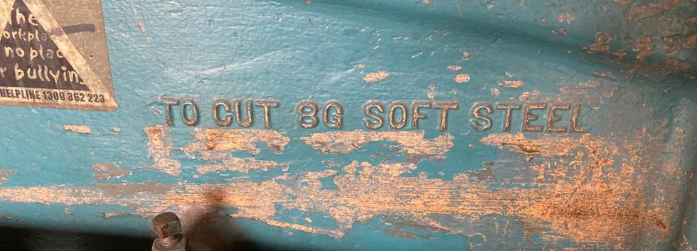 Used John Heine 104B Mechanical Guillotine