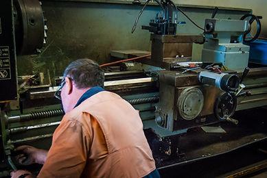 Servicing Lathe sheetmetal machine maintainence brisbane gold coast