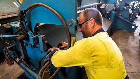 Service maintainence Press Brakes & Pan Brakes Brisbane Gold Coast Sheetmetal