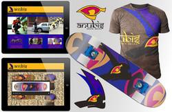 Anubis Skate Decks Branding Proposal