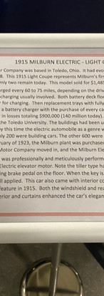 Info on Electric Car
