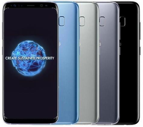 Unlocked Samsung Galaxy S8