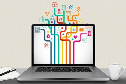 laptop-con-diverse-applicazioni-installa