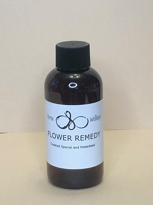 Bach Flower Remedy – 4 oz. Personalized