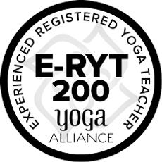 Yoga Alliance Yoga Teacher Terra Gold