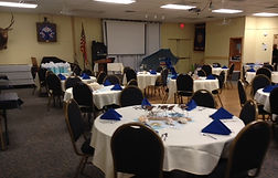Sarasota Elks #2495 Dining Room