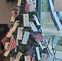 HERO TREE AT THE GUN SHOPPE 2020