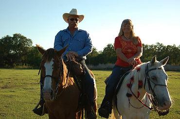 Kathy & Robert Wolfe